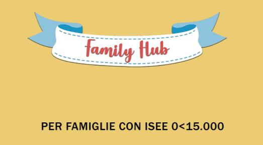 Family HUB, inclusione sociale delle famiglie nel Tigullio