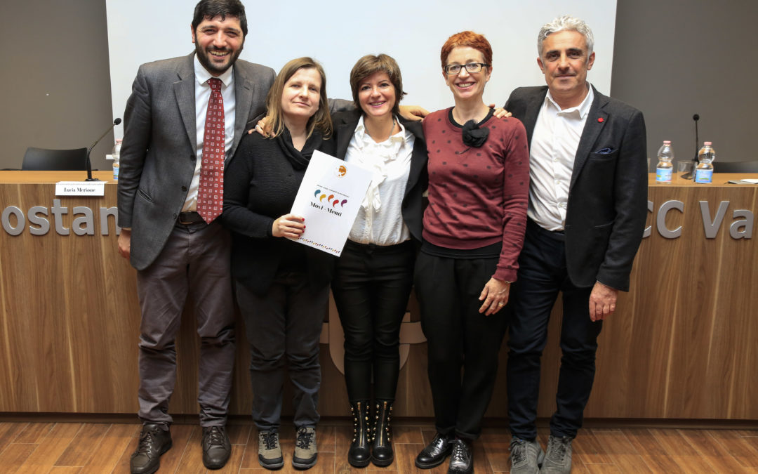 Presentato il progetto multiregionale Movi-Menti