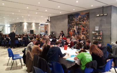 Il Consiglio dei ragazzi di Sestri Levante in trasferta per i diritti dell'infanzia