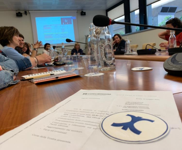 Consorzio TST nella commissione nazionale di Confcooperative