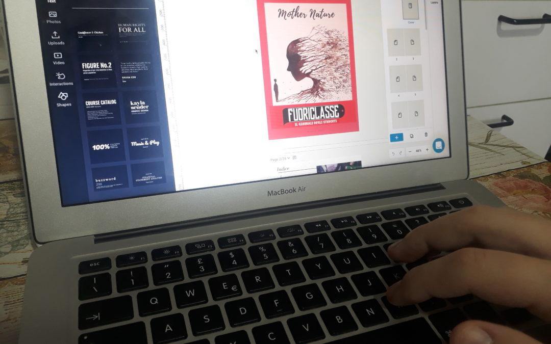 I laboratori Movi-Menti non si fermano, a Santa Margherita pronto il giornalino scolastico
