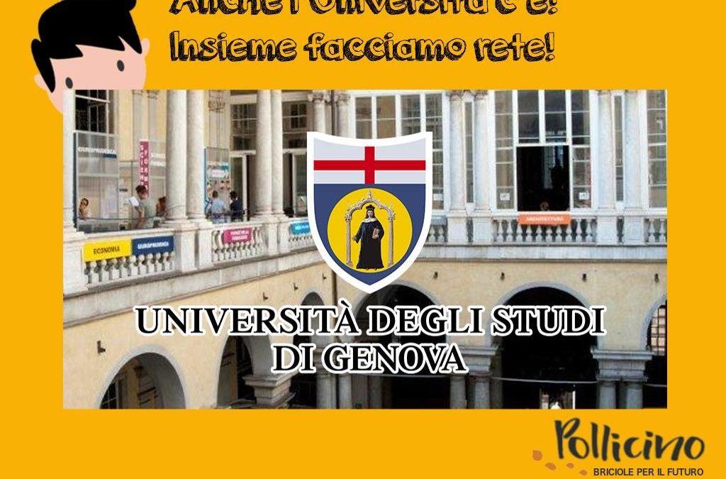 Pollicino coinvolge anche l'Università di Genova