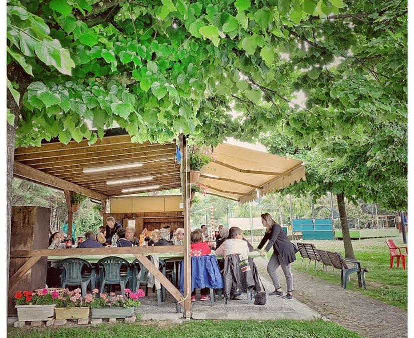 Pranzo dei Vicini, la festa nel parco Bruno Monti Leone